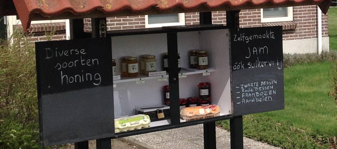 rauwe honing te koop